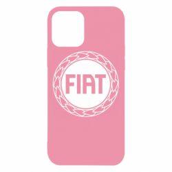 Чохол для iPhone 12/12 Pro Fiat logo