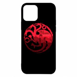 Чехол для iPhone 12/12 Pro Fire and Blood