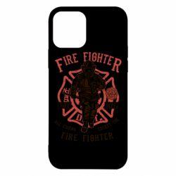 Чохол для iPhone 12/12 Pro Fire Fighter