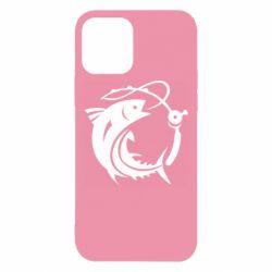 Чохол для iPhone 12/12 Pro Fish on the hook