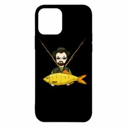 Чохол для iPhone 12/12 Pro Fisherman and fish
