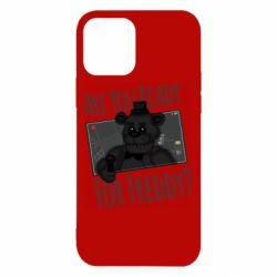 Чехол для iPhone 12/12 Pro Five Nights at Freddy's 1