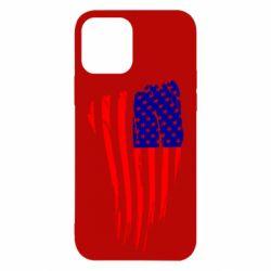 Чохол для iPhone 12/12 Pro Прапор США