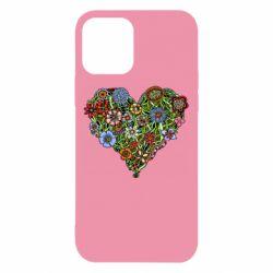 Чохол для iPhone 12/12 Pro Flower heart