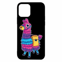 Чехол для iPhone 12/12 Pro Fortnite colored llama