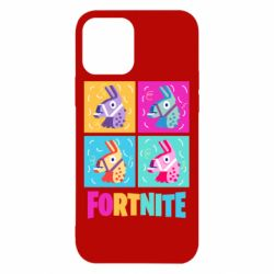 Чехол для iPhone 12/12 Pro Fortnite Llamas