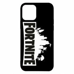 Чохол для iPhone 12/12 Pro Fortnite logo