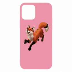 Чехол для iPhone 12/12 Pro Fox in flight