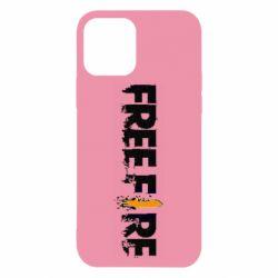 Чехол для iPhone 12/12 Pro Free Fire spray