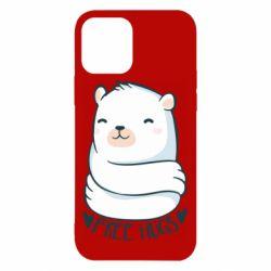 Чохол для iPhone 12/12 Pro Free hugs bear