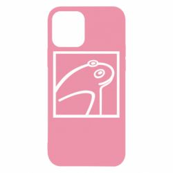 Чохол для iPhone 12 Frog squared