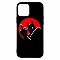Чохол для iPhone 12/12 Pro Fuck Batman