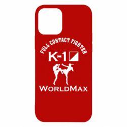 Чохол для iPhone 12/12 Pro Full contact fighter K-1 Worldmax