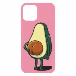 Чохол для iPhone 12 Funny avocado