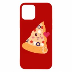Чехол для iPhone 12/12 Pro Funny pizza