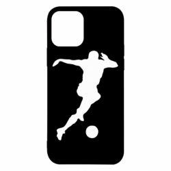 Чехол для iPhone 12 Футбол