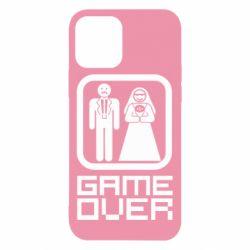 Чехол для iPhone 12/12 Pro Game Over