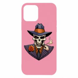 Чехол для iPhone 12/12 Pro Gangsta Skull