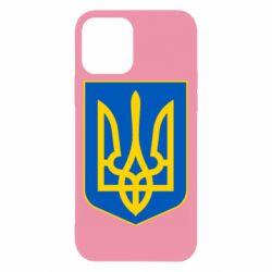 Чехол для iPhone 12/12 Pro Герб неньки-України