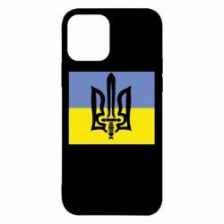Чехол для iPhone 12/12 Pro Герб Правого Сектору