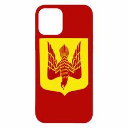 Чохол для iPhone 12/12 Pro Герб України сокіл