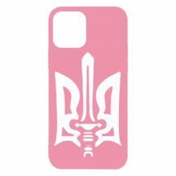 Чехол для iPhone 12/12 Pro Герб з мечем