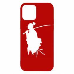 Чохол для iPhone 12 Ghost Of Tsushima Silhouette