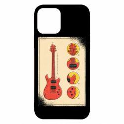 Чохол для iPhone 12/12 Pro Гітара