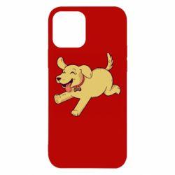 Чехол для iPhone 12/12 Pro Golden retriever