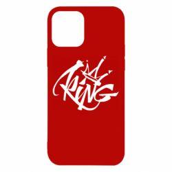 Чехол для iPhone 12/12 Pro Graffiti king