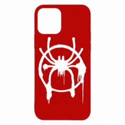 Чохол для iPhone 12/12 Pro Graffiti Spider Man Logo