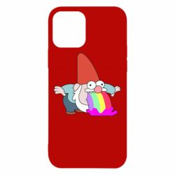 Чохол для iPhone 12/12 Pro Gravity Falls, dwarf and rainbow
