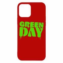 Чехол для iPhone 12/12 Pro Green Day