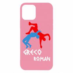 Чохол для iPhone 12/12 Pro Греко-римська боротьба