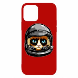 Чехол для iPhone 12/12 Pro Grumpy Cat Astronaut