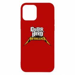 Чохол для iPhone 12/12 Pro Guitar Hero Metallica