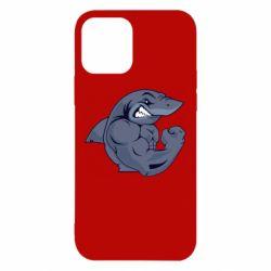 Чохол для iPhone 12/12 Pro Gym Shark