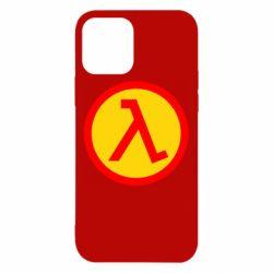 Чехол для iPhone 12/12 Pro Half Life Logo