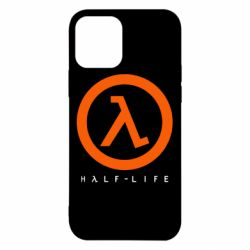 Чехол для iPhone 12/12 Pro Half-life logotype