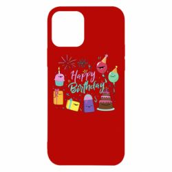 Чохол для iPhone 12/12 Pro Happy Birthday