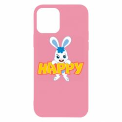 Чехол для iPhone 12/12 Pro Happy bunny
