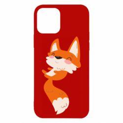 Чехол для iPhone 12/12 Pro Happy fox
