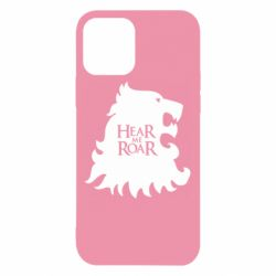 Чехол для iPhone 12/12 Pro Hear Me Roar
