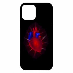 Чехол для iPhone 12/12 Pro Heart and blood vessels