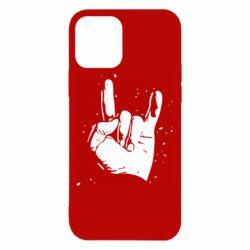 Чехол для iPhone 12/12 Pro HEAVY METAL ROCK