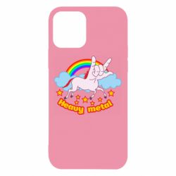 Чехол для iPhone 12/12 Pro Heavy metal unicorn