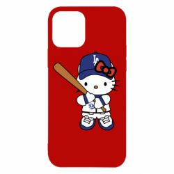Чохол для iPhone 12/12 Pro Hello Kitty baseball