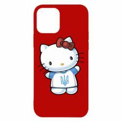 Чехол для iPhone 12/12 Pro Hello Kitty UA