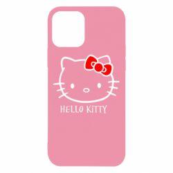 Чехол для iPhone 12 Hello Kitty