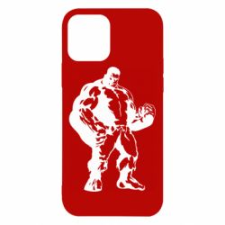 Чехол для iPhone 12/12 Pro Hero Hulk